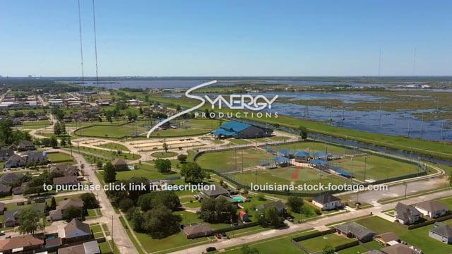 2815 New Orleans suburb erosion sea level rising flood protection levee