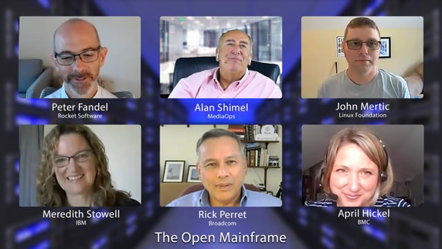 Open Mainframe Project -The Open Mainframe, EP 2