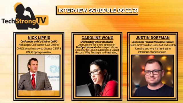 TechStrong TV - June 22, 2021
