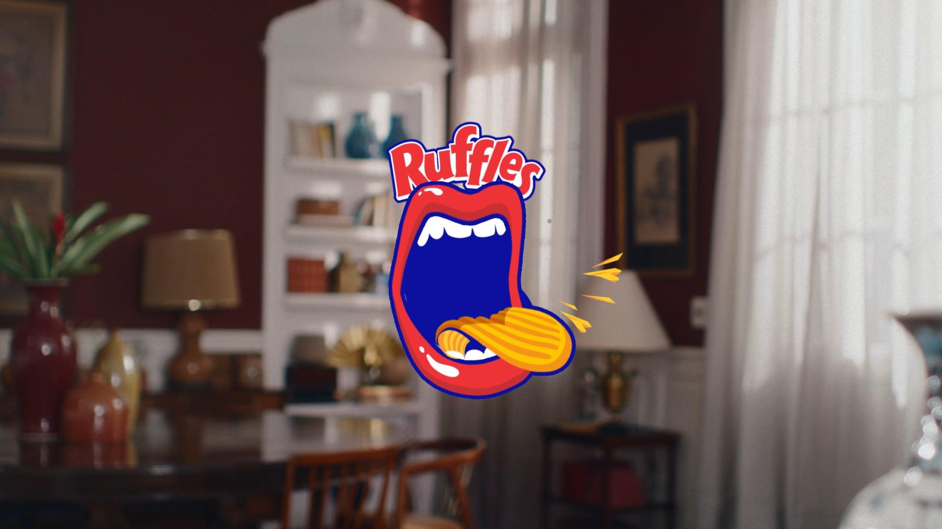 Ruffles | Cheddar & Bacon