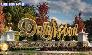 Megan and her family are headed to Dollywood!
