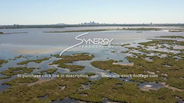 2851 New Orleans Louisiana coastal erosion
