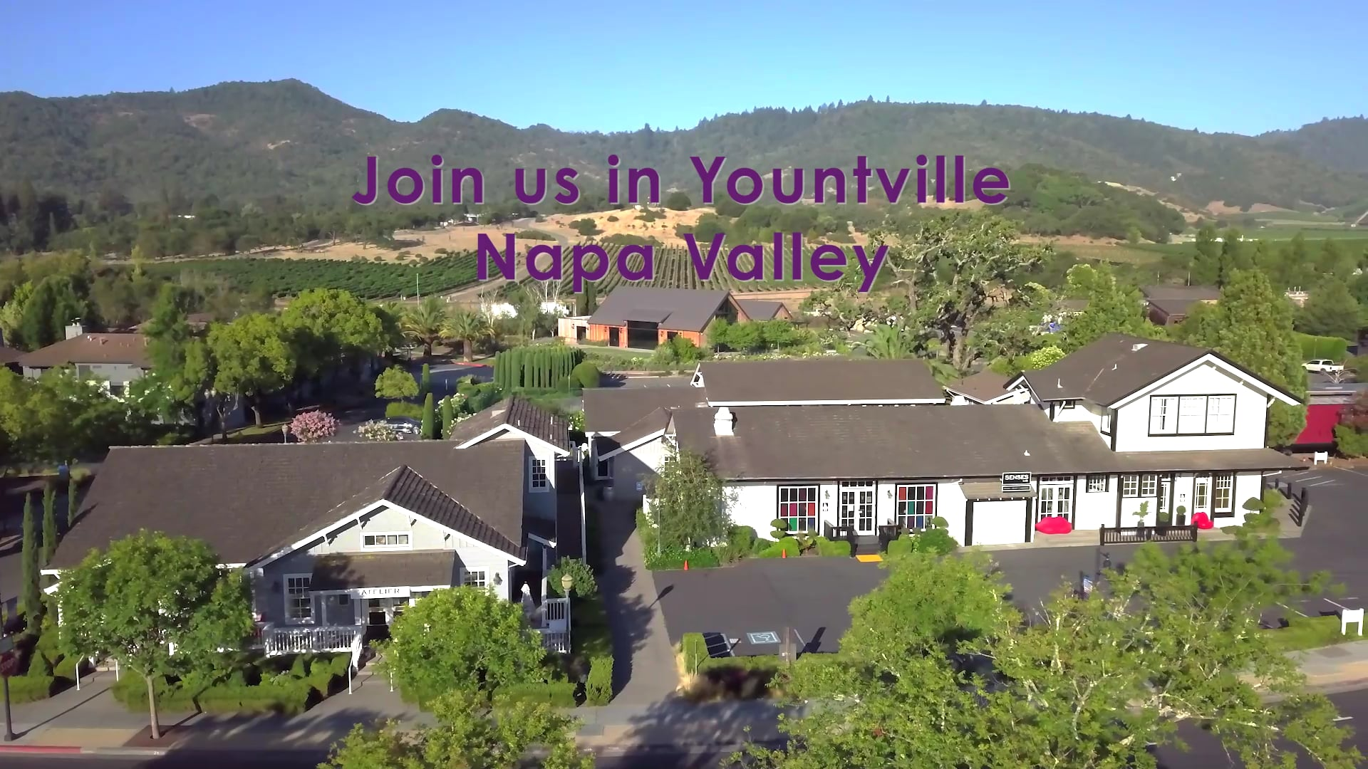 Yountville (Napa Valley) California--Make a Reservation