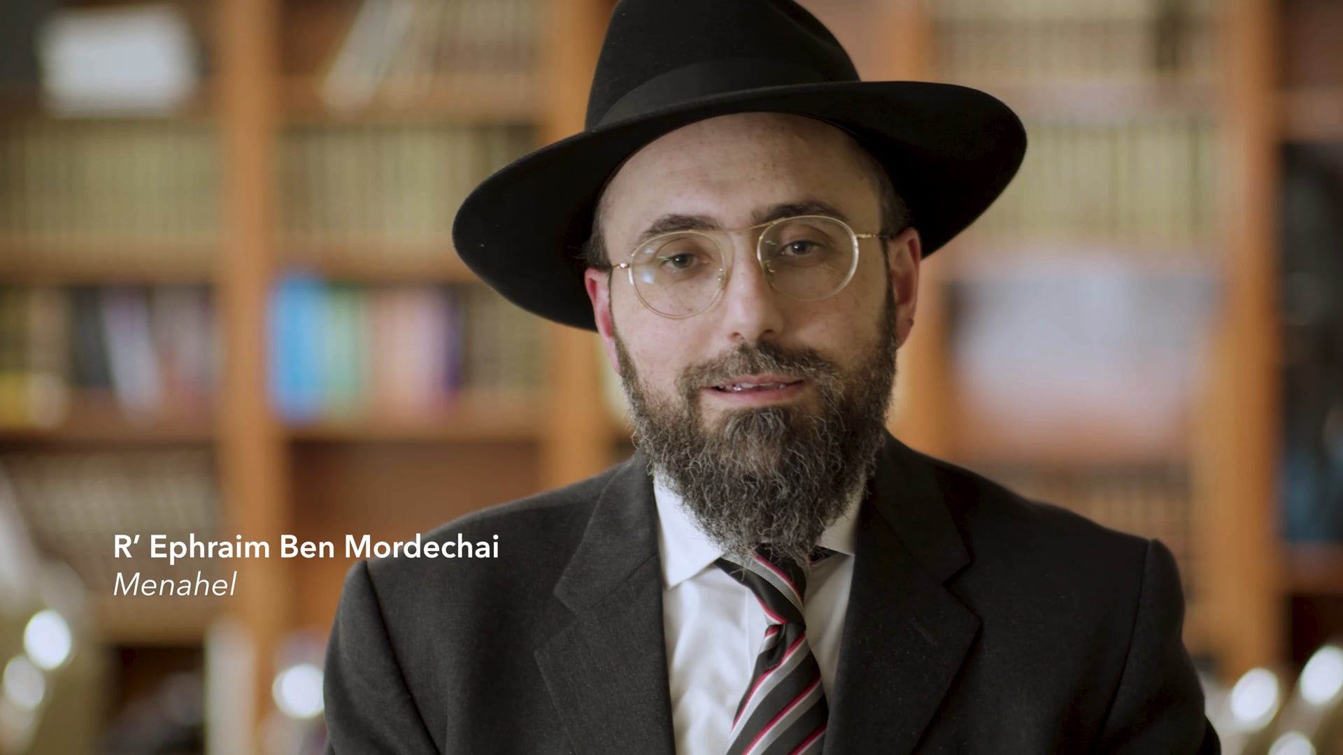 YSZ Dinner - Divrei Torah
