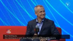 Viva Tech 2021 CEO Stories: Jonas Prising, ManpowerGroup Chairman & CEO