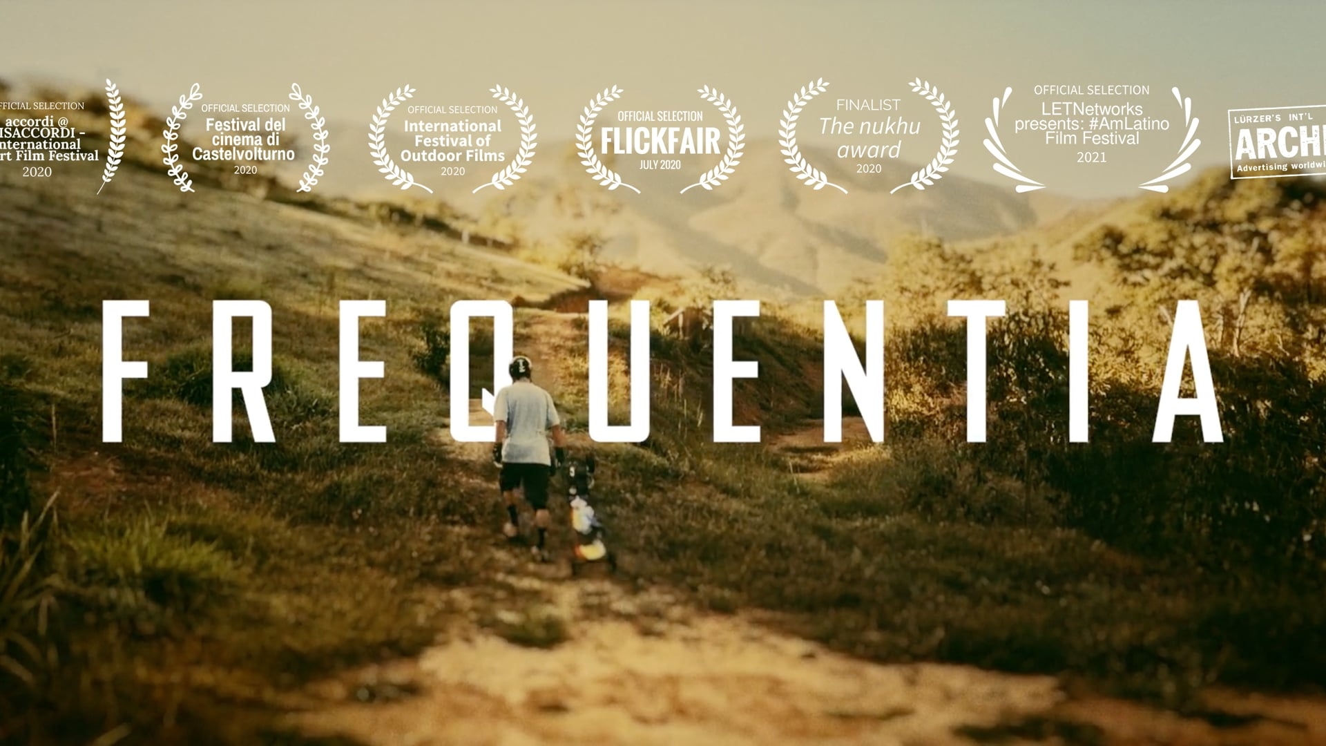 FREQUENTIA   A film you can feel