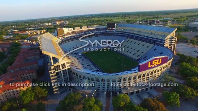 2860 Baton Rouge LSU Louisiana State University football stadium