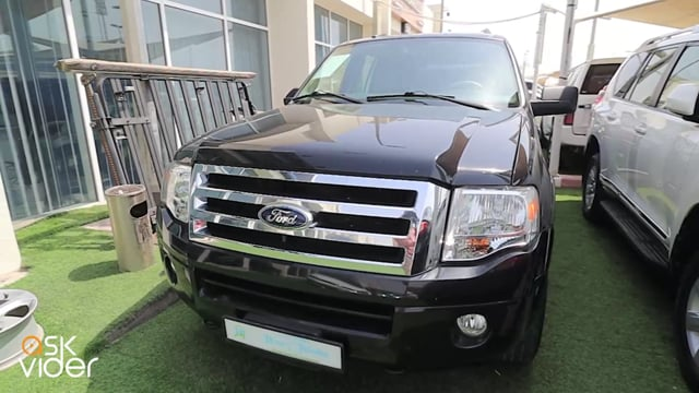 FORD EXPEDITION - BLACK -...
