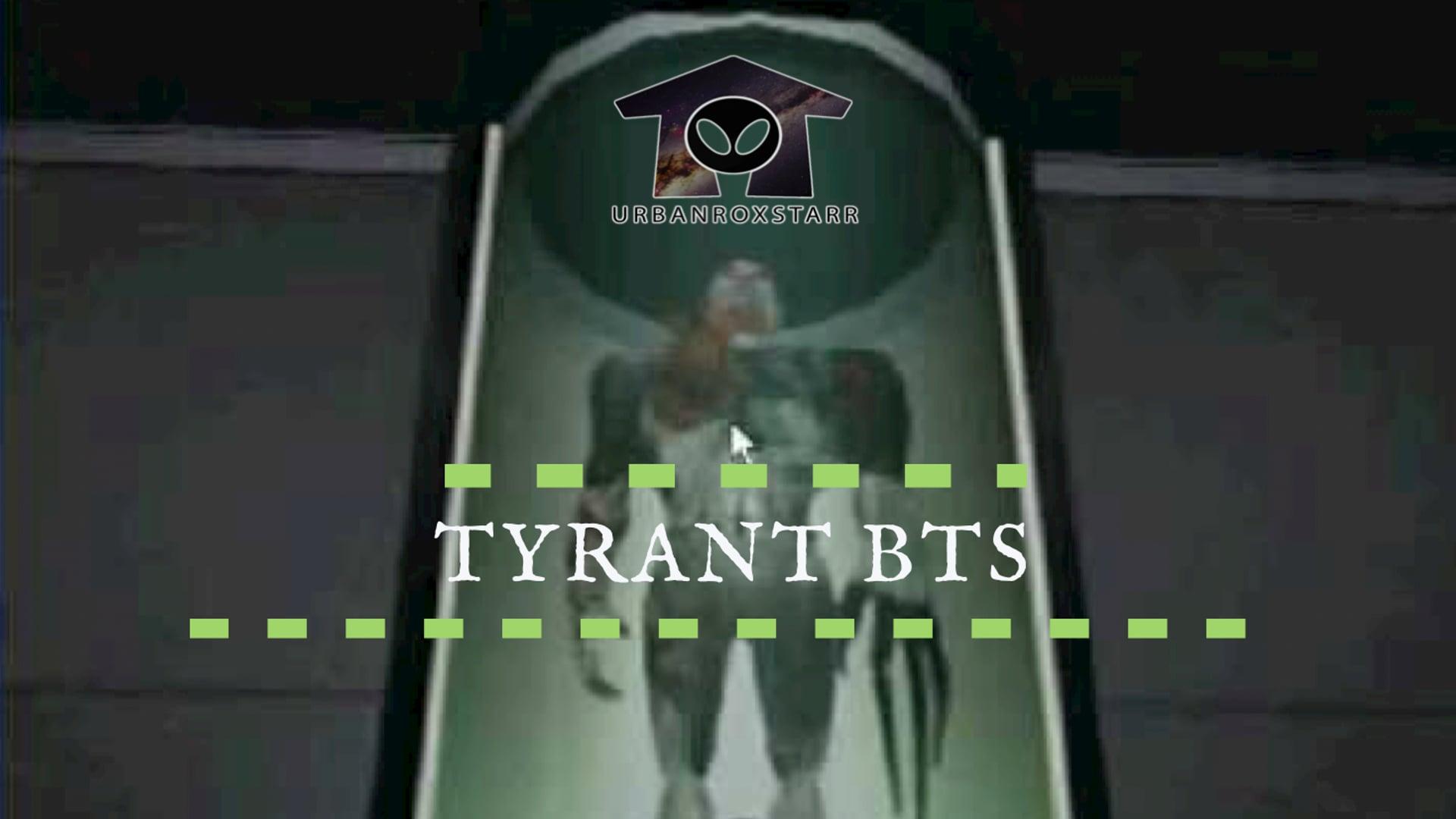 TYRANT(RESIDENT EVIL 1) BTS