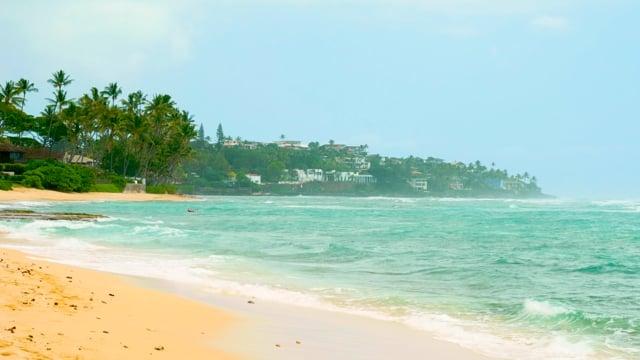 Diamond Beach Head Park - Best Oahu Beaches HDR