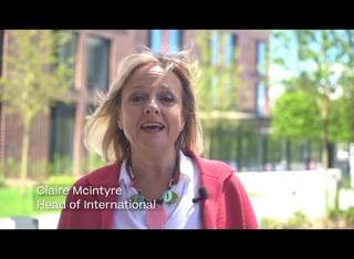 Orientation – Welcome from Claire
