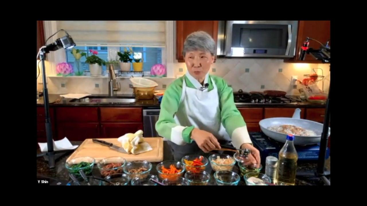 Taste of Korea - Cooking Demonstration