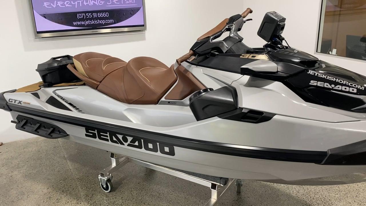 Seadoo Gtx 300 2018