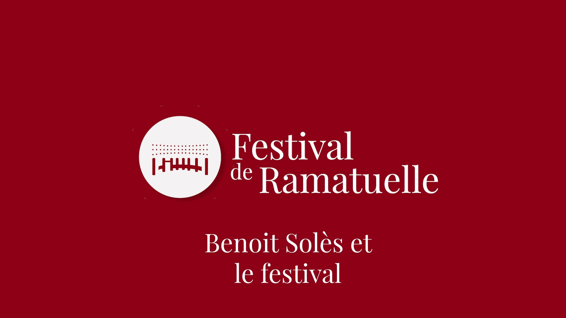 ITV_BENOIT SOLES_RAMATUELLE 16-9