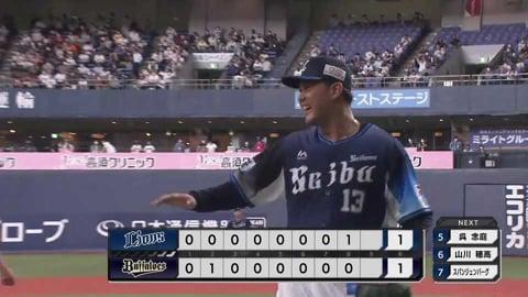 【8回裏】ライオンズ・高橋光成 8回1失点の好投!! 2021/6/25 B-L
