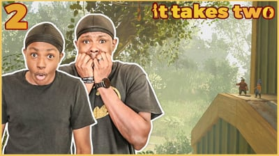 Trent & Dion's It Takes Two! Ep. 2