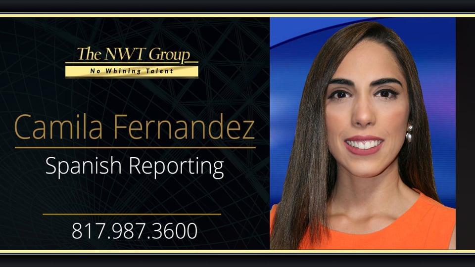 Spanish Reporting