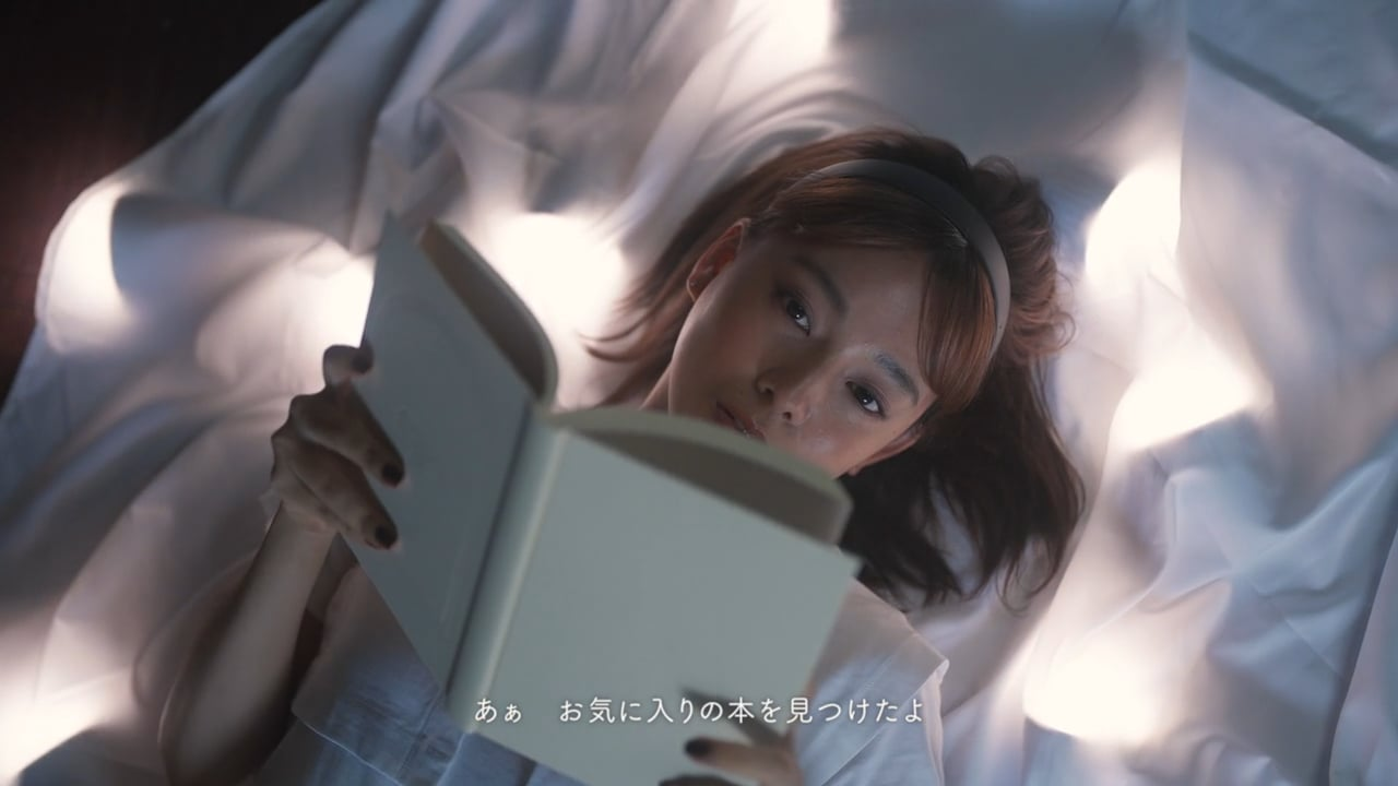 Favorite Book   shot on a7sⅢ