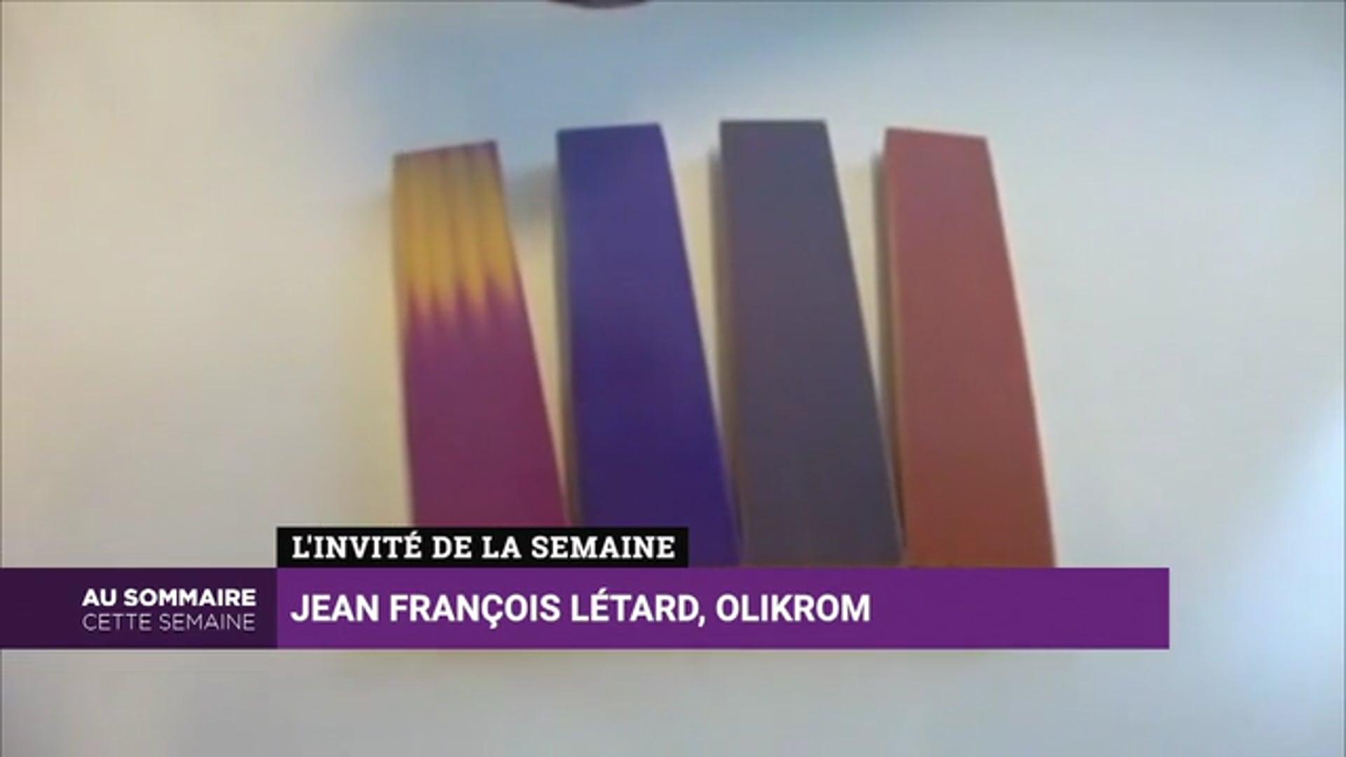 Jean François Létard - Olikrom