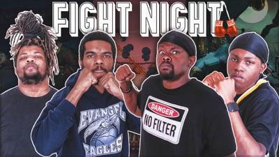 Fight Night Number 1!