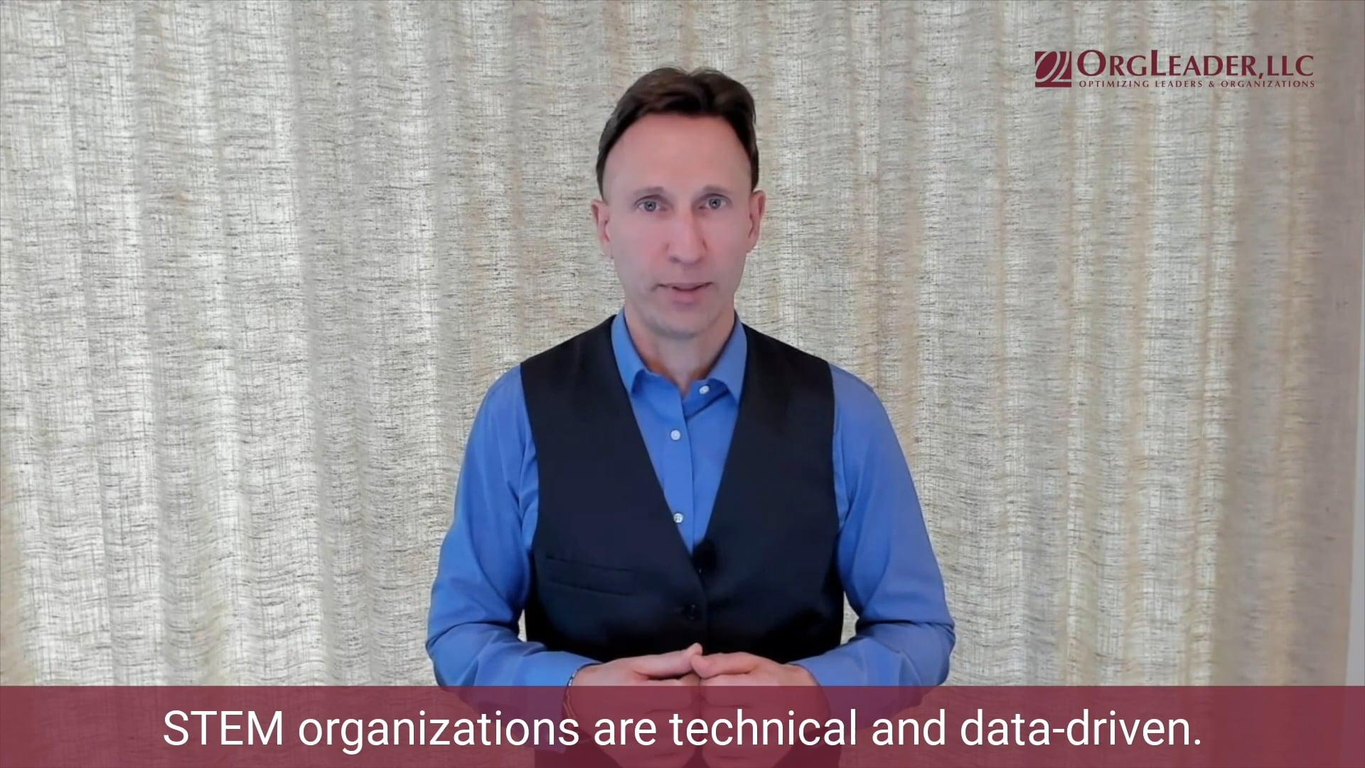 Ryan Lahti - Why STEM Organizations Are Important