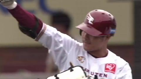【6回裏】イーグルス・茂木 勝ち越しのタイムリーヒットを放つ!! 2021/6/27 E-H