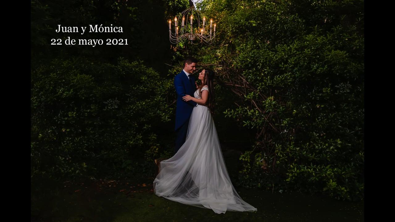 Boda en La Fuente de los Ángeles. Juan + Mónica