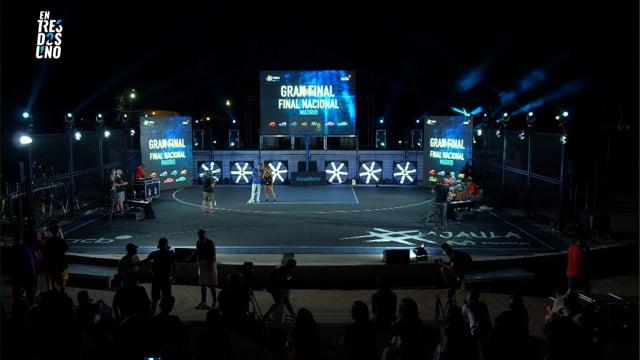 Batalla completa Final Nacional La Cancha en #LaJaulaMovistar