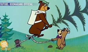 Yogi Bear is getting a remake!