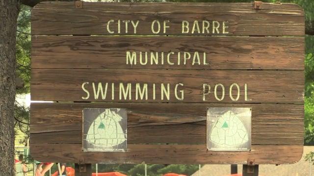 Barre Pool Ribbon Cutting Ceremony