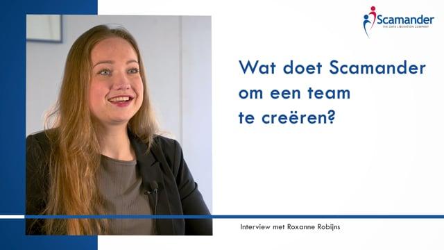 Interview met Roxanne