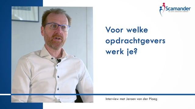 Interview met Jeroen