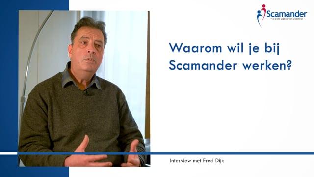 Interview met Fred