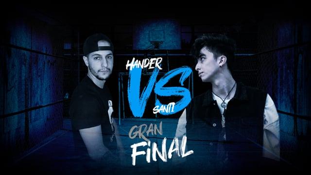 La Gran Final | Cuartos | Hander vs Santi