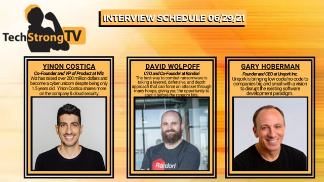 TechStrong TV - June 29 2021