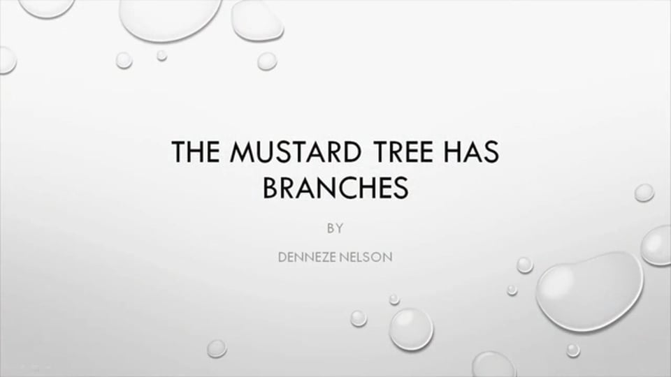 20210627 Sermon by Dr. Denneze Nelson