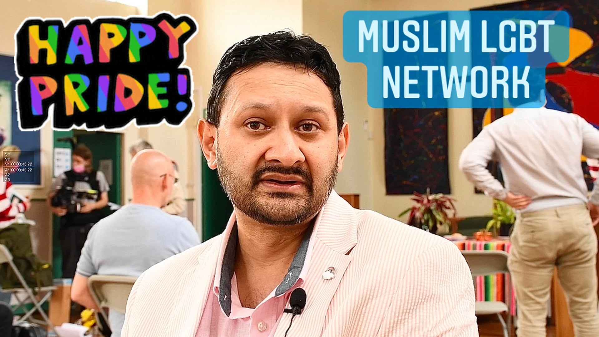 LGBT Muslims at Valentine's Hall