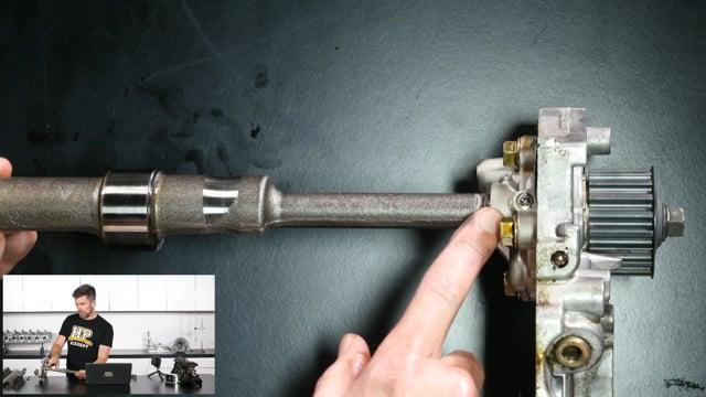 271 | Improving Oil Supply - 4G63