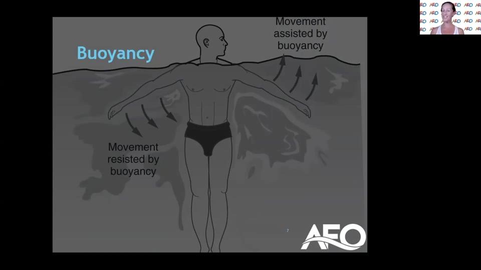 Fluid Pilates/Buoyancy