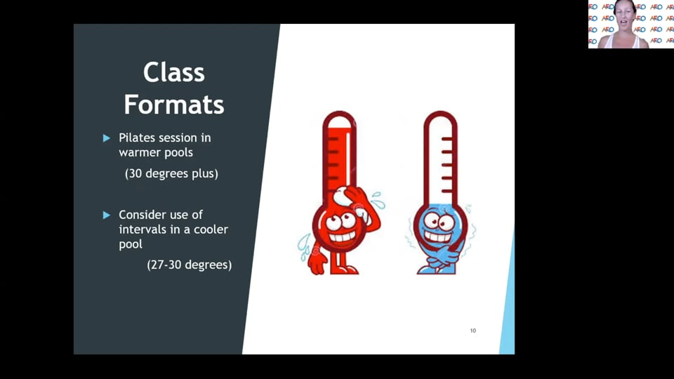Fluid Pilates/Class Formats