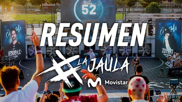 Resumen completo de La Jaula Movistar