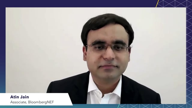 """Watch """"<h3>BNEF Talk: India's Power Transition by Atin Jain, Associate, BloombergNEF</h3>"""""""