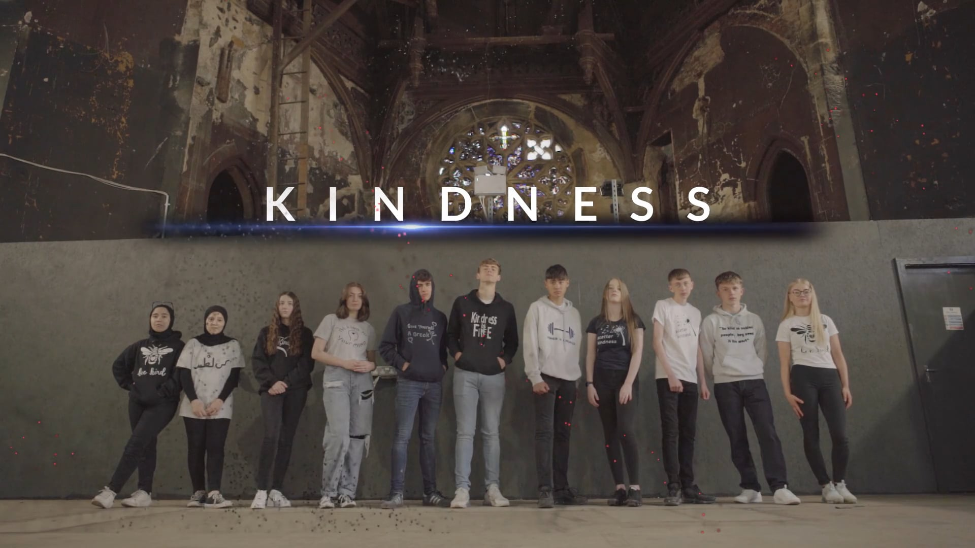 Let's Be: Kindness Fashion Film (with Documentary)