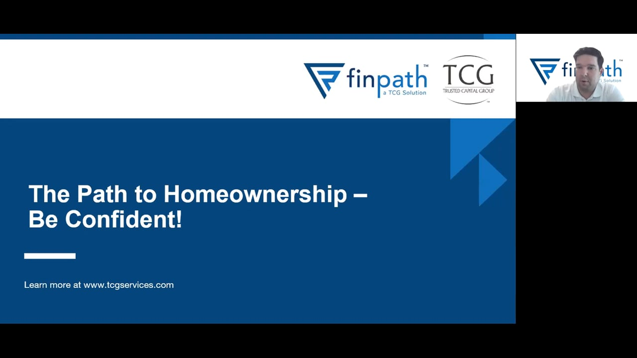 FinPath June Workshop - The Path to Home Ownership - Be Confident : Build Generational Wealth.mp4