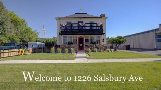 1226 Salsbury Avenue  |  Cody, Wyoming