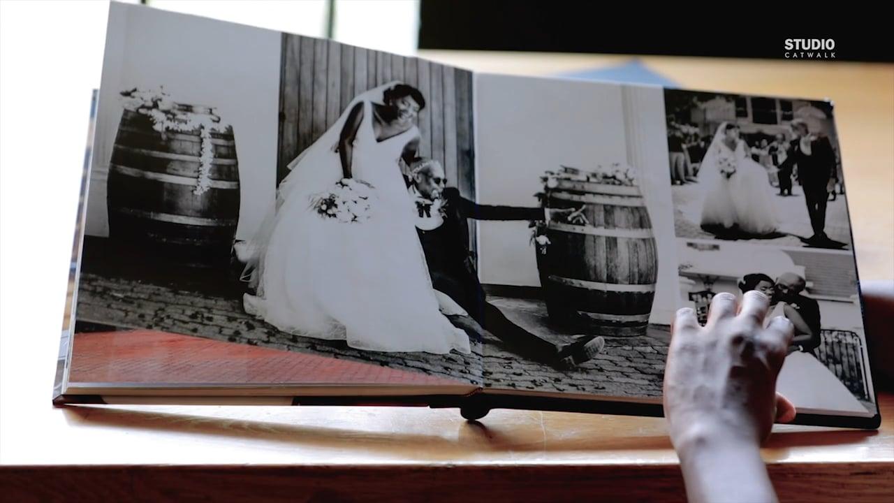 Thanda & George's Wedding Photo Album