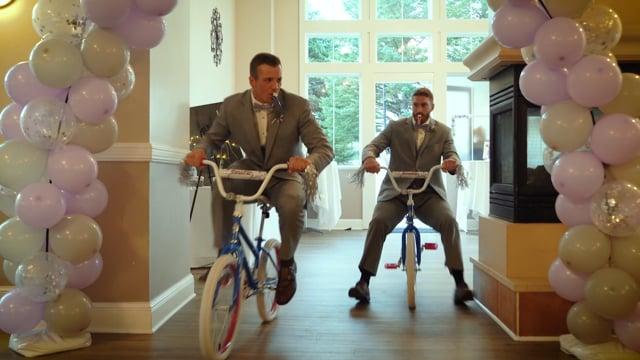 Taylor + Mike Wedding Highlights - Ken Caryl CO_050721.mp4