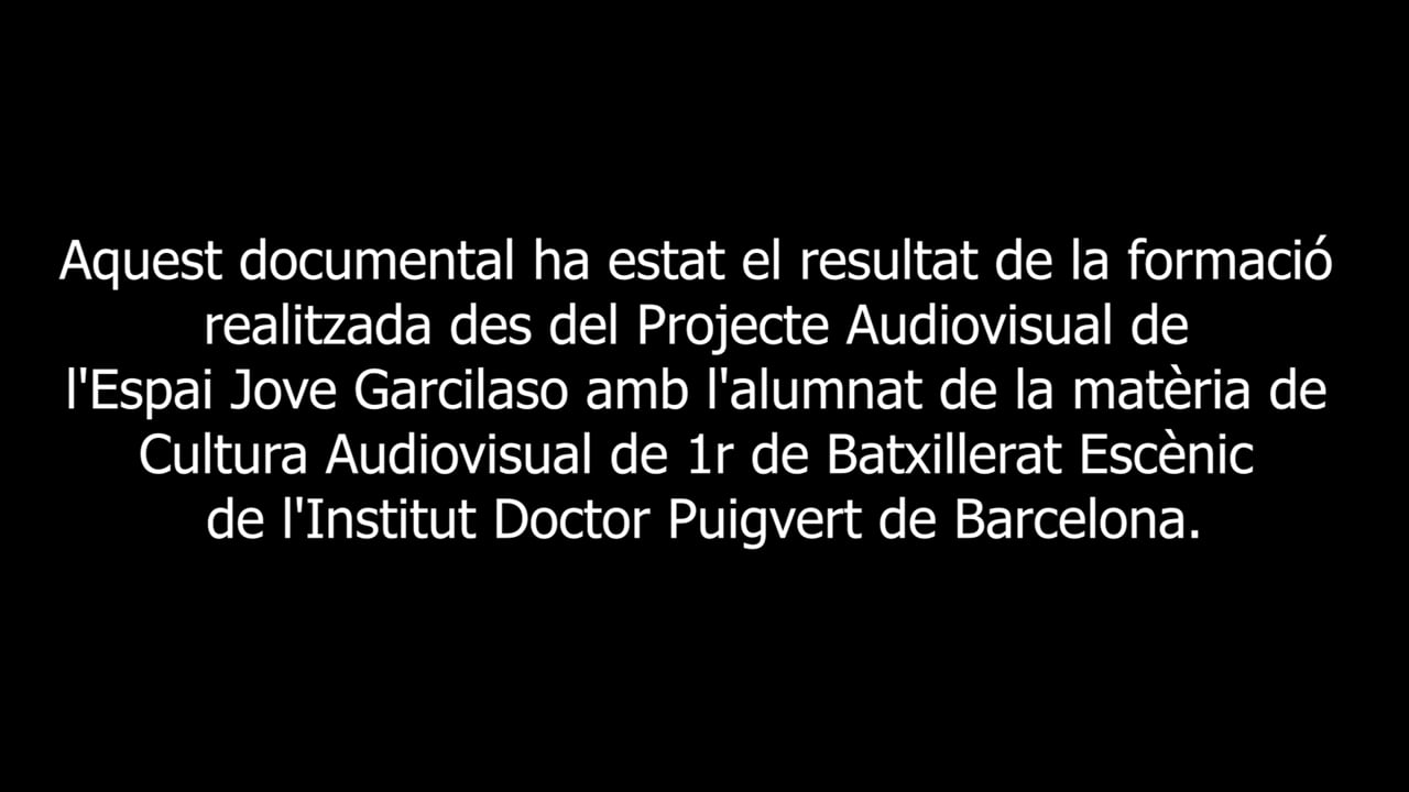 Documental Joves INS Doctor Puigvert