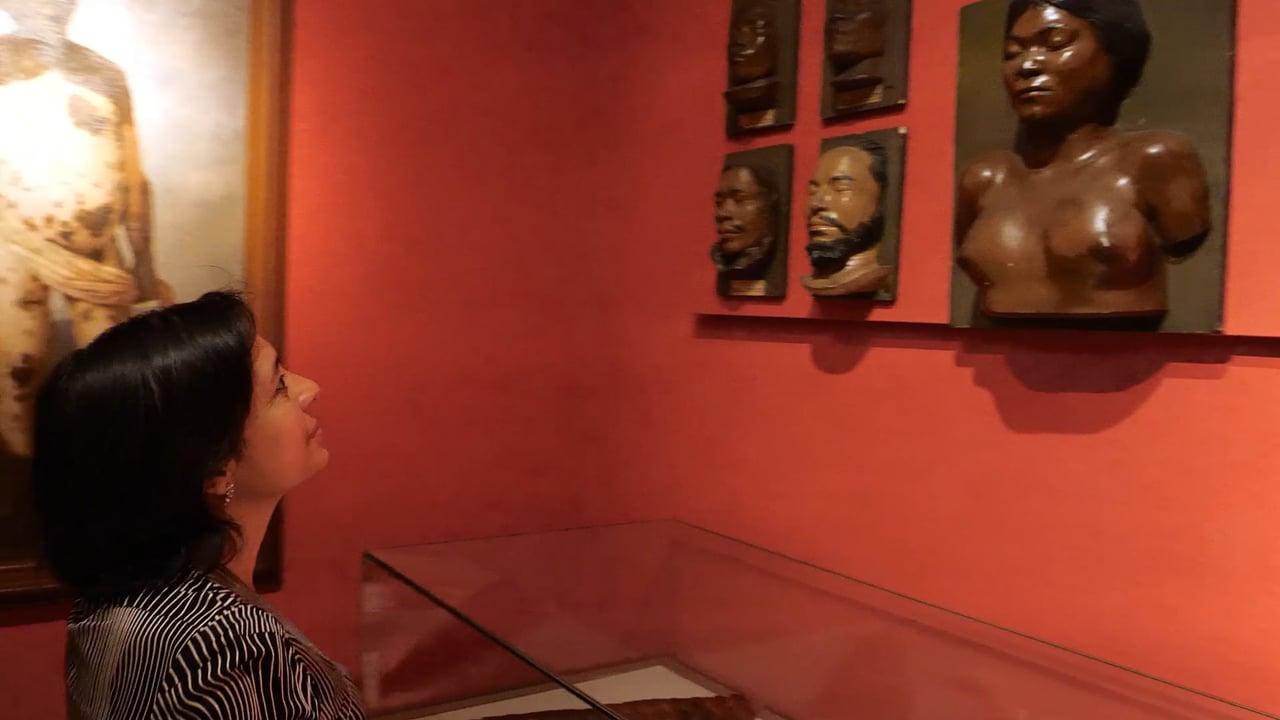 Las mujeres cambian los museos: Musas migrantes