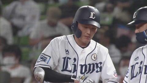 【7回裏】ライオンズ・源田がタイムリーヒットを放つ!! 2021/7/2 L-B